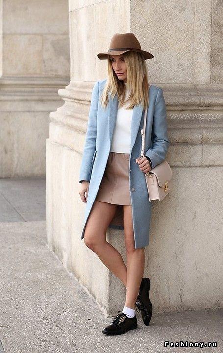Плащ и пальто – на осень самое то