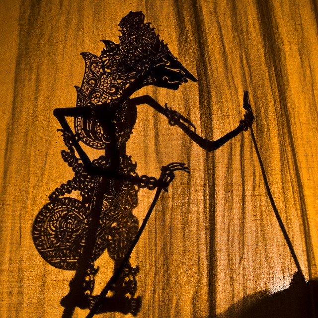 Travel to Indonesia and see a Wayang Kulit puppet show and study Gamelan music