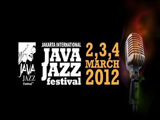 Artist at Internasional  Java Jazz 2012 Indonesia