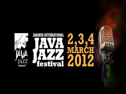 Artist at Internasional  Java Jazz 2012 Indonesia