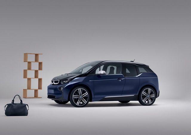 턱시도로 멋 부린 BMW i3 미스터 포터 한정판 :: 다나와 DPG
