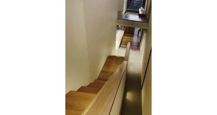 Stairs - plasterboard balustrade Modern 16