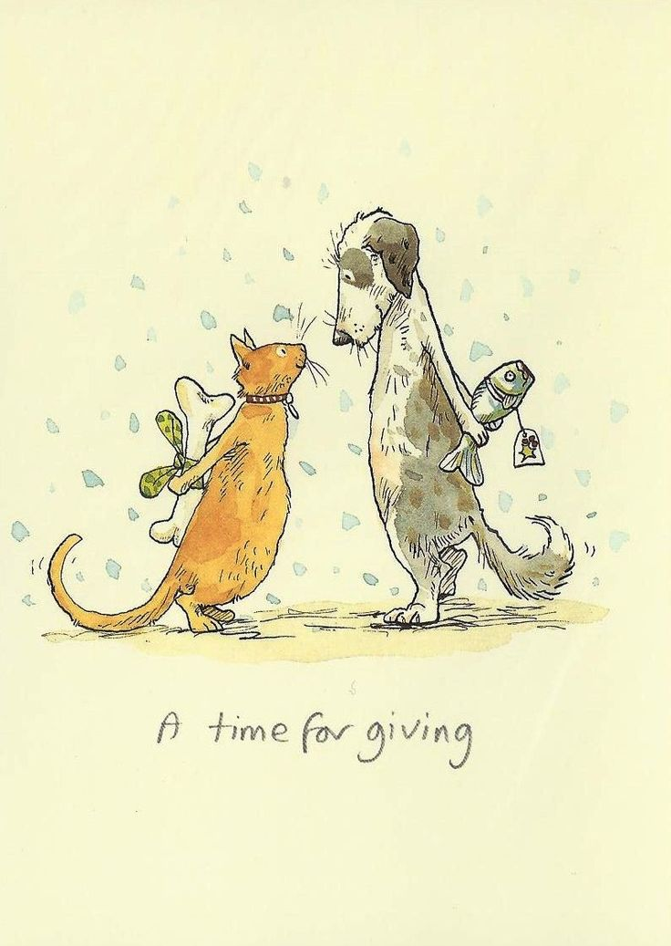 Anita Jeram - A time for giving