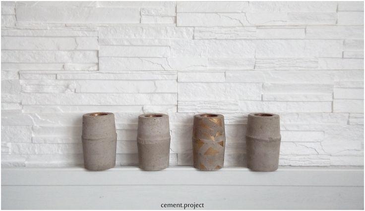 Beton vázák