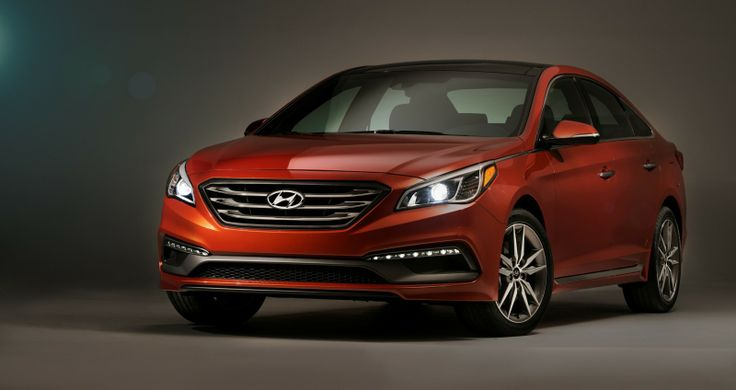2015 Hyundai Sonata Review : First Impressions - http://www.caradvice.com.au/292777/2015-hyundai-sonata-review-first-impressions/