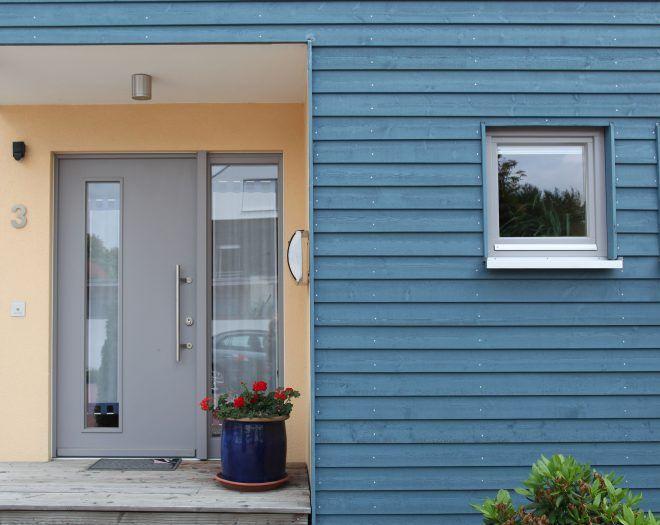 Haustüren holz mit seitenteil  Die 25+ besten Haustür mit seitenteil Ideen auf Pinterest ...