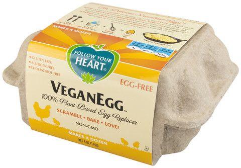 Follow Your Heart - VeganEgg 100% Plant Based Egg Replacer