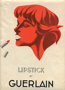 Guerlain.: 30S Lipsticks, Guerlain Lipsticks, Art Design, Vintage Illustration, Design Art, Bodybuilding Dvds, Posters Art, Vintage Advertising, Art Illustration