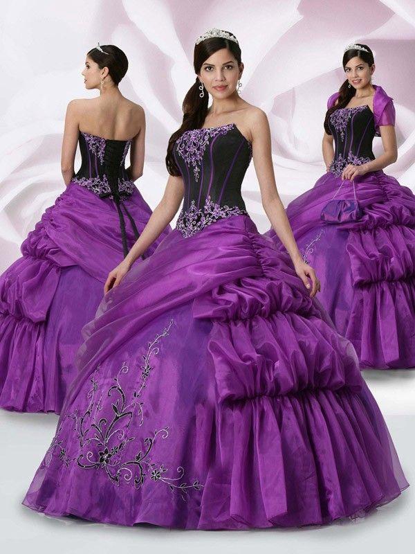 Las mejores 7 imágenes de Special Quinceanera Dresses en Pinterest ...