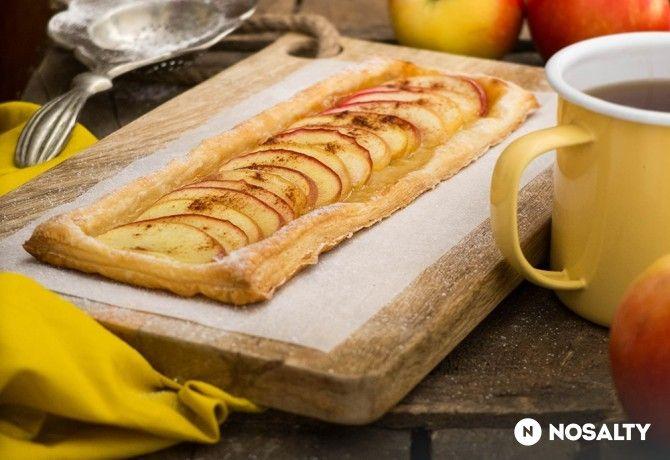 A legegyszerűbb almás pite