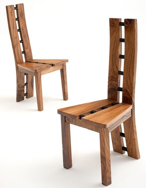 we handcraft contemporary rustic solid wood chairs and natural wood chairs handcrafted modern wood and metal chairs unique contemporary wood dining chairs - Wooden Dining Chairs