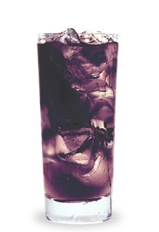 Purple Hooter: Vodka, Chambord Raspberry Liqueur and 7-up .... but obviously renamed if used for the wedding