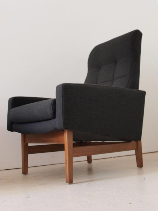 """1960 Fler """"Flerline"""" Armchair"""