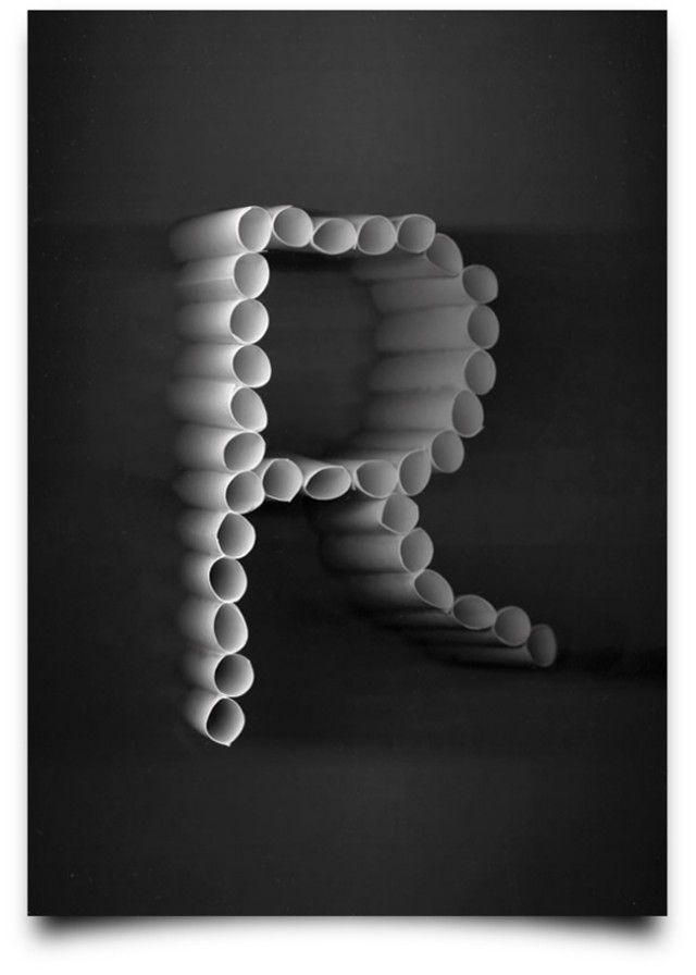 Type Scan Alphabet9