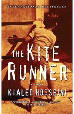 Book The Kite Runner by Khaled Hosseini