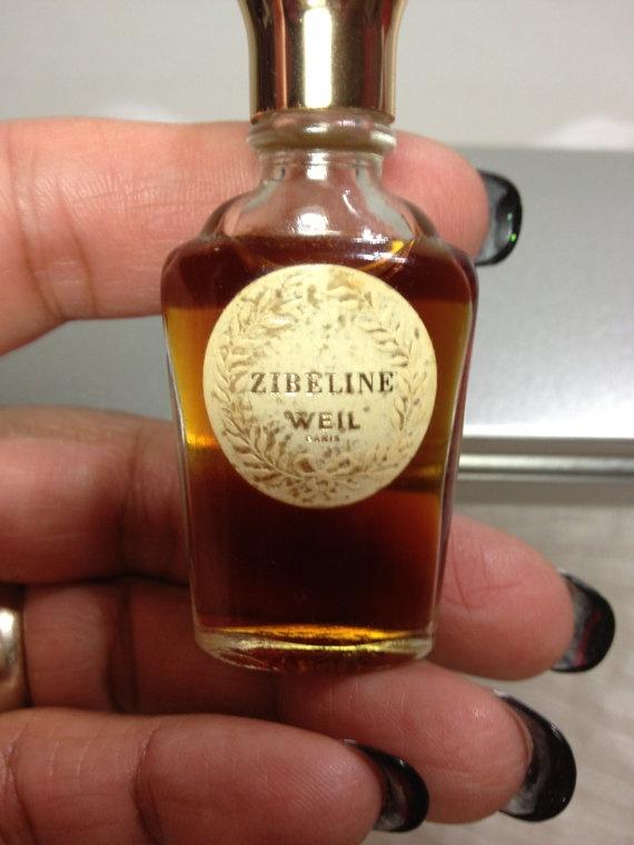 Zibeline Wer'l Collectible Perfume