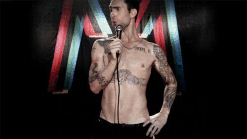 'The Voice': Adam Levine gets sexy, XTina serves up Jackson realness