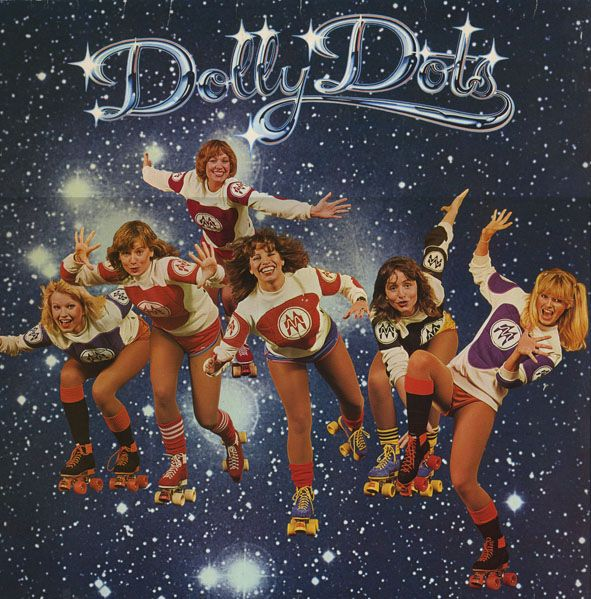 The Dolly Dots (1979) - LP cover