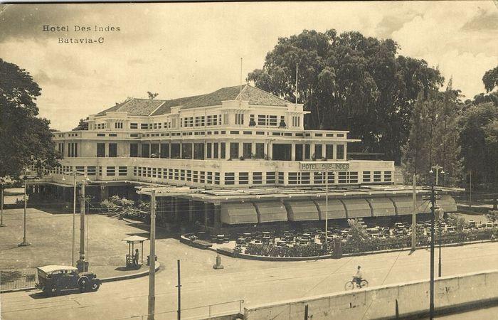 Hotel des Indes, Batavia / Duta Merlin, Jl. Gajah Mada, Jakarta