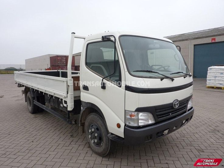 Toyota Dyna 500 4.0L TD Flatbed 4X2 (to sale) https://www.transautomobile.com/en/export-toyota-dyna-500/320?PI