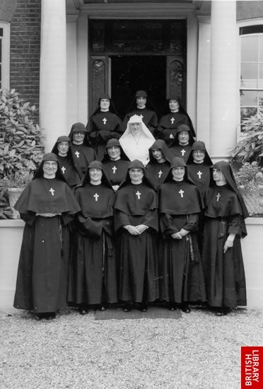 Nuns Sisters of Charity