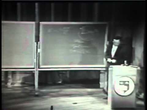▶ Richard Feynman - The.Character of Physical Law - Part 1 The Law of Gravitation (full version) - YouTube
