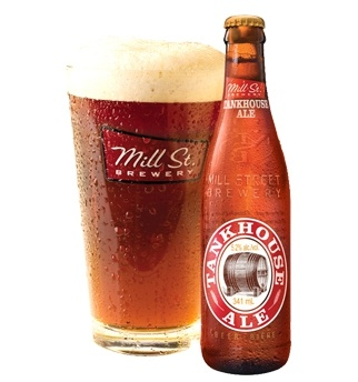 on tap...for those that come in and ask for a Rickard's Red, we give them this...and they never go back  :)
