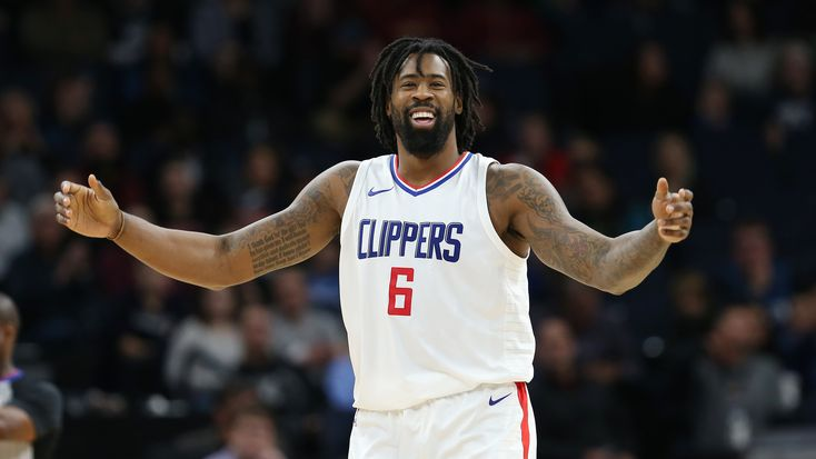NBA Trade Rumors Roundup: Latest News on DeAndre Jordan Cavs Lakers