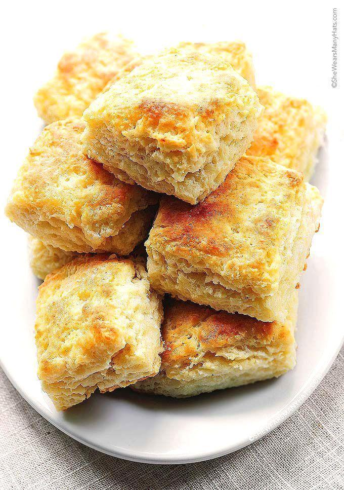 Fluffy Buttermilk Biscuits Recipe Recipe In 2020 Biscuit Recipe Food Buttermilk Recipes
