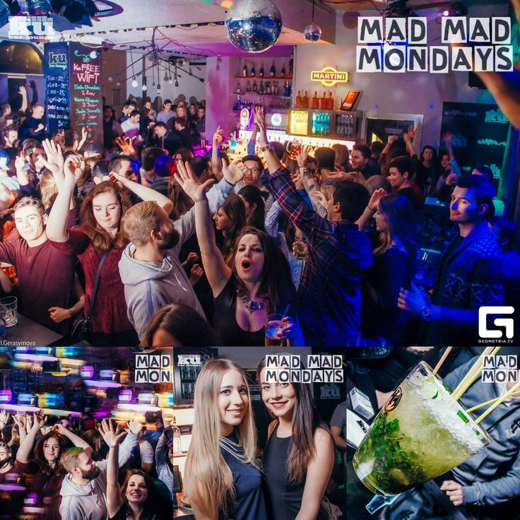 #madmadmonday- every monday the best drinking prices and usual fun at #kubarlounge