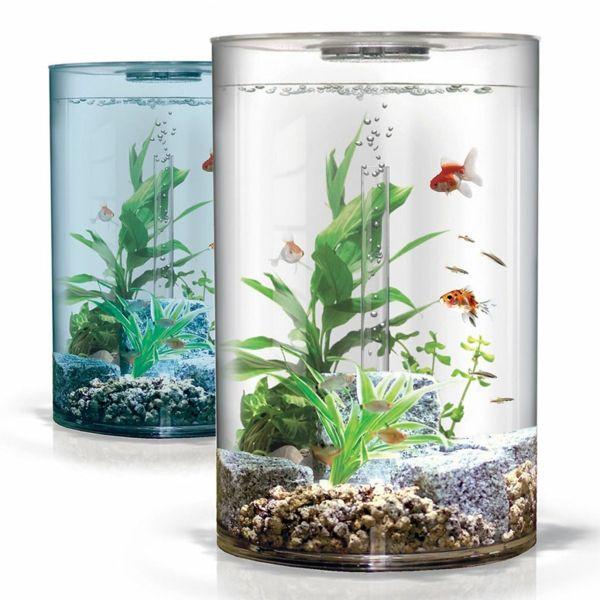 aquarium design pas cher idee tubes