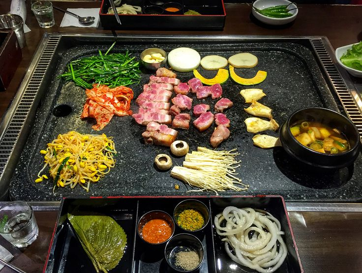 THHH: lifestyle blog: Korean BBQ- Hwa Tong Sam (화통삼)