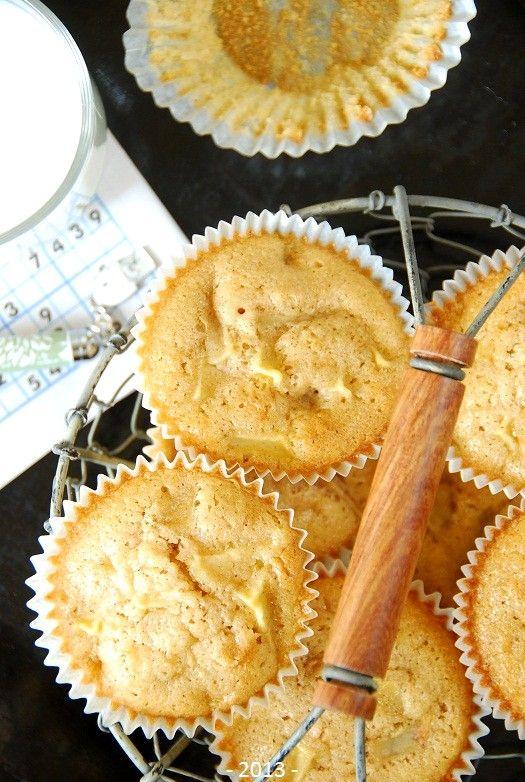 Muffinki śniadaniowe!