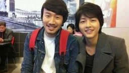 Lee Kwang Soo Explains Why He's Never Visiting Friend Song Joong Ki in the Army Again