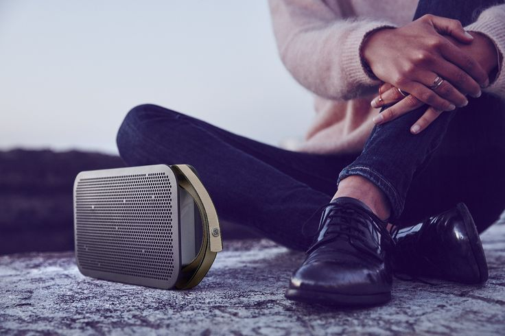Beoplay A2 Active - Portable, dust and splash resistant, Bluetooth speaker with True360 sound.