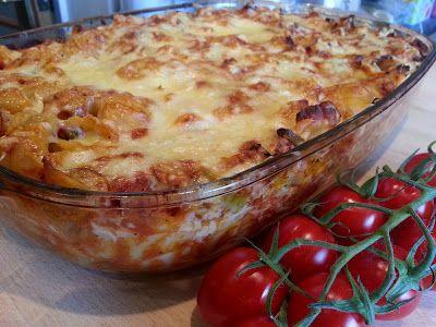 Slimming World Delights: Tuna Pasta Bake