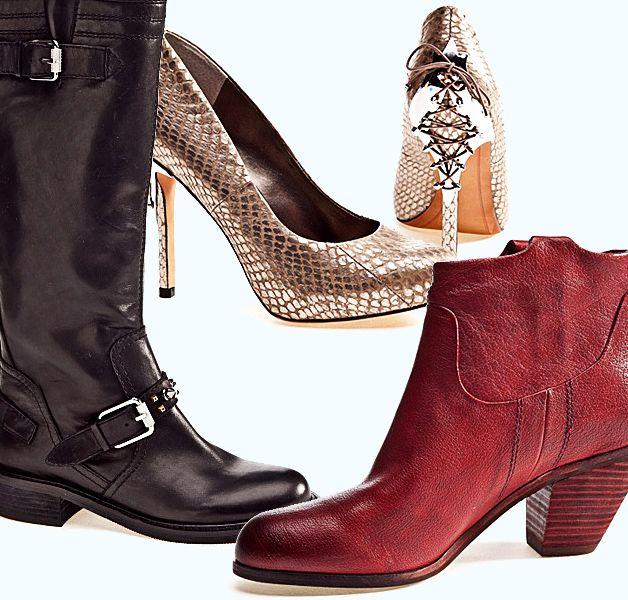 Falling Head Over Heels for this Fall's Designer Shoes #belk #belkblog #shoes