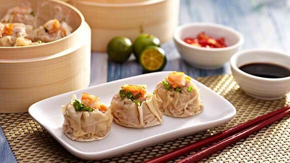 Shrimp And Pork Dumplings | 1mrecipes