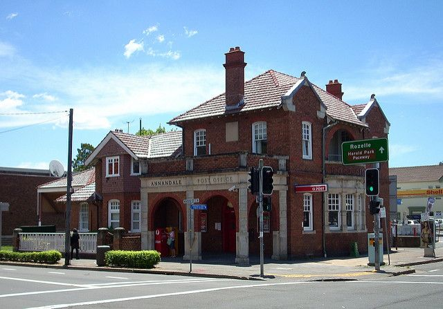 Post Office, Annandale, Sydney, NSW