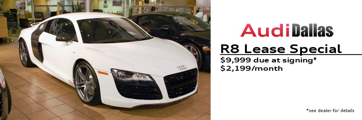 #Audi #R8 #Leasespecial