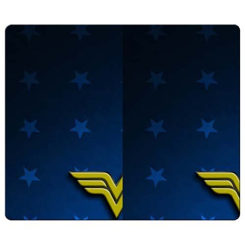 26x21cm 10x8inch personal Mouse Pad precise cloth and antislip rubber High quality Oblong wonder wom @ niftywarehouse.com