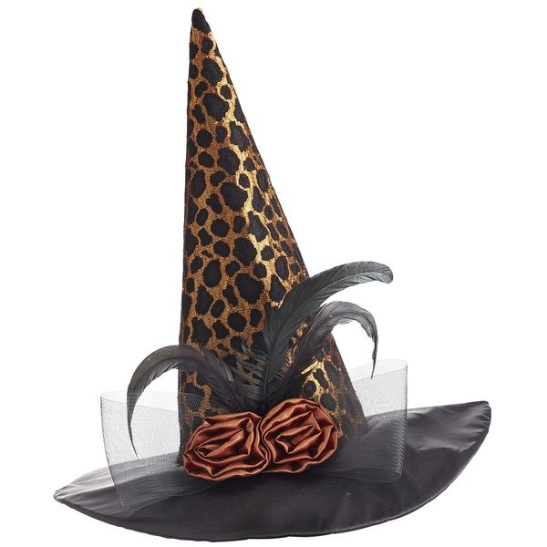 witches can be fierce with the animal witch hat from pier 1 halloween - Pier One Halloween