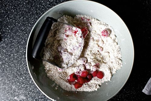 whole wheat raspberry ricotta scones - @katie haglund schmidt you ...