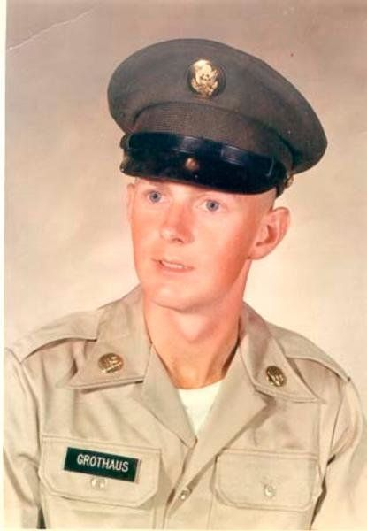 Virtual Vietnam Veterans Wall of Faces | DARYL R GROTHAUS | ARMY