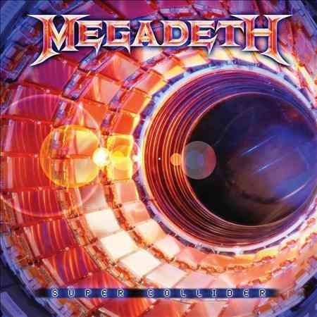 Megadeth - Super Collider, Grey