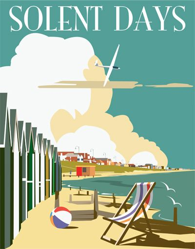 9 Best Summer Holiday Posters Images On Pinterest