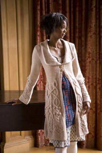 Ravelry: Winter Wonderland Coat pattern by Michele Rose Orne