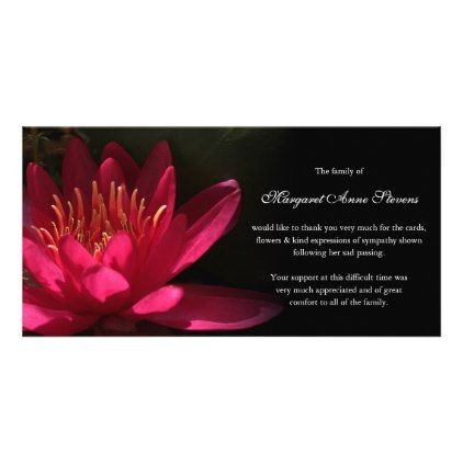 The 25+ best Funeral thank you cards ideas on Pinterest Funeral - funeral invitation cards