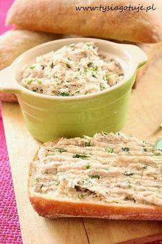 : Pasta z wędzonej makreli