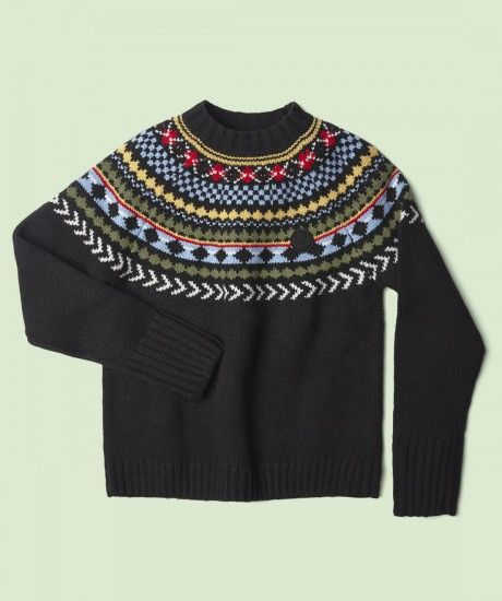 Fred Perry - Fred Perry Fair Isle Sweater